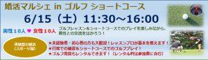 6/15婚活パーティー案内